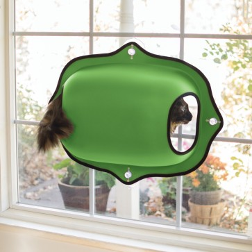EZ Mount Window Pod green