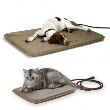 K H Manufacturing Lectro Soft Outdoor Heated Bed With Free Cover