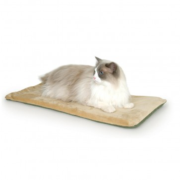 Thermo-Kitty Mat sage/tan