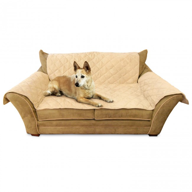 ku0026h furniture cover loveseat tan covers for chairs