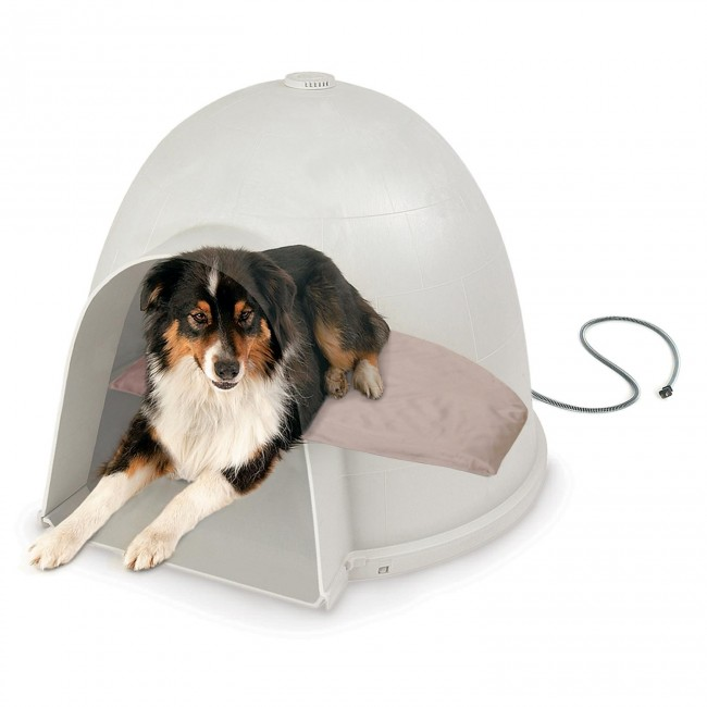 lectrosoft igloo style heated bed