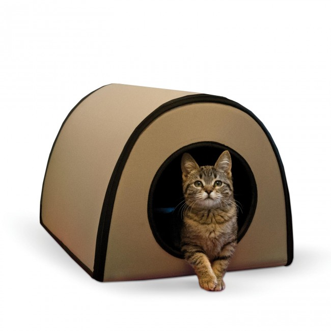 K Amp H Mod Thermo Kitty Shelter
