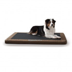 Comfy n' Dry Indoor-Outdoor Pet Bed chocolate