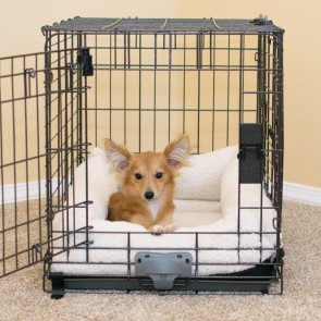 Deluxe Bolster Crate Pad X-Small