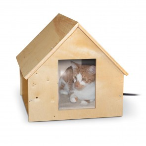 Birchwood Manor Thermo-Kitty Home
