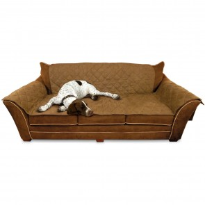 K&H Furniture Cover couch, mocha