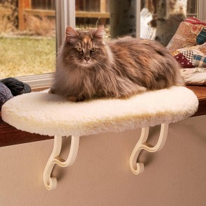 K Amp H Indoor Heated Cat Beds