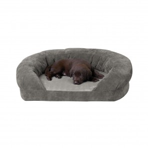 K&H Ortho Bolster Sleeper gray
