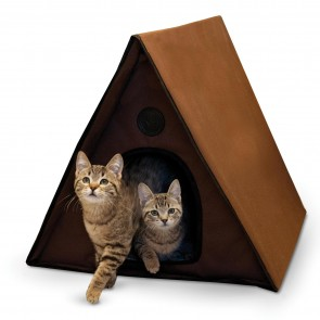K&H Outdoor Multiple Kitty A-Frame