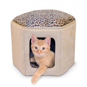 K&H Kitty Sleephouse