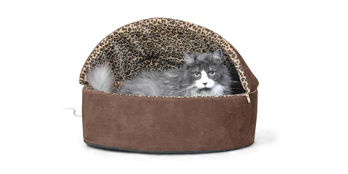 K&H Indoor Heated Cat Beds