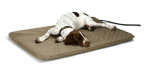 K&H Outdoor Heated Dog Beds